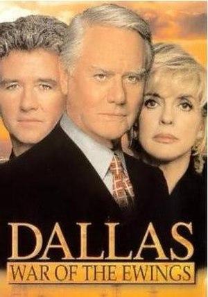 Dallas: War of the Ewings - Image: Dallas War of the Ewings