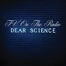 Dear science album coverjpg