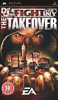 <i>Def Jam Fight for NY: The Takeover</i>