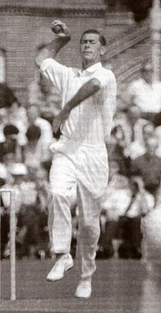 Derek Shackleton - Derek Shackleton in 1965