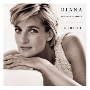 Diana, Princess of Wales: Tribute - Image: Diana princess of wales tribute