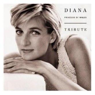 Diana, Princess of Wales: Tribute - Image: Diana princess of wales tribute