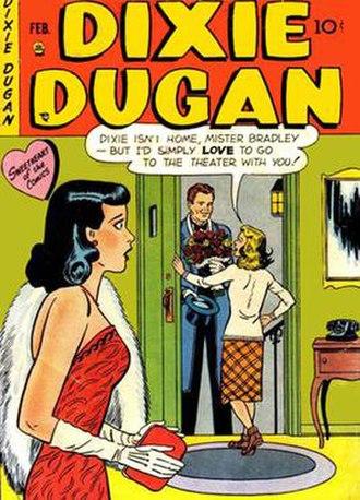 J. P. McEvoy - J. P. McEvoy's Dixie Dugan (1951)