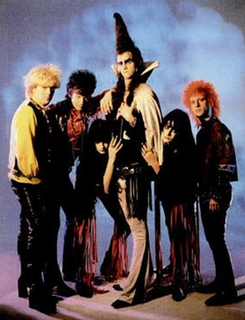 Doctor and the Medics British glam rock band