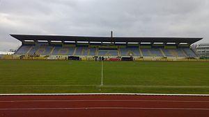 2017–18 Slovenian PrvaLiga - Image: Domzale Stadium 2014