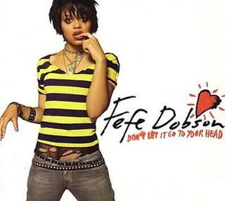 Dont Let It Go to Your Head (Fefe Dobson song) 2005 single by Fefe Dobson