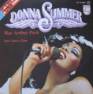 MacArthur Park (song) - Image: Donnamacarthur