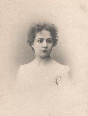Yekaterina Geltzer - Image: Ekaterina Geltzer 1890