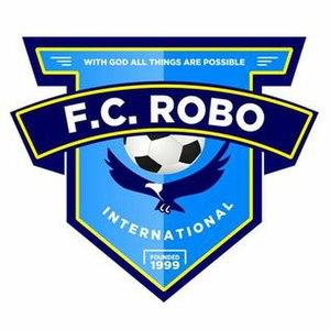 FC Robo - Image: FC Robo logo