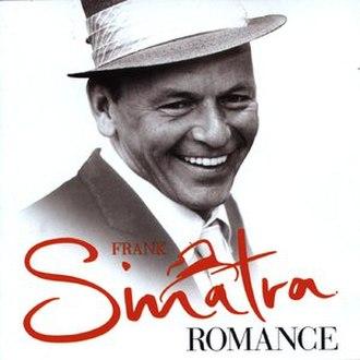 Romance (Frank Sinatra album) - Image: F Sinatra Romance