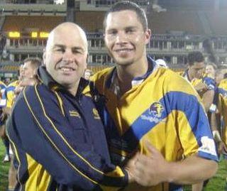 Brian McClennan New Zealand rugby league footballer and coach
