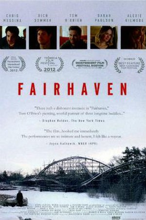 Fairhaven (film) - Theatrical release poster