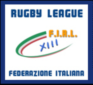 Italy national rugby league team - Former Italy logo