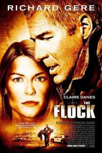 The Flock (film) - Promotional movie poster