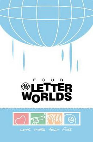 Four Letter Worlds - Image: Four Letter Worlds TPB cover