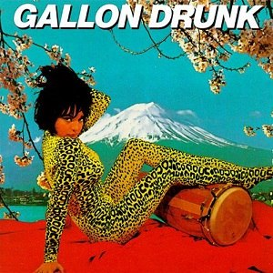 Tonite... the Singles Bar - Image: Gallon Drunk Tonite, the Singles Bar