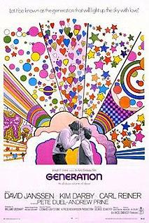 <i>Generation</i> (film) 1969 film by George Schaefer