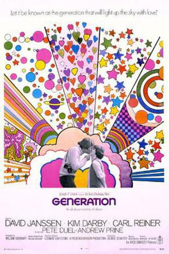 Generation (film) - Theatrical release poster