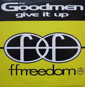 Give It Up (The Good Men song) - Image: Give It Up by The Goodmen