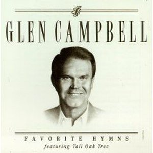 Favorite Hymns - Image: Glen Campbell Favorite Hymns album cover