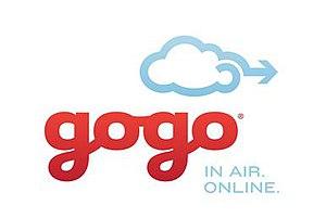 Gogo Inflight Internet - Image: Gogo Inflight Logo