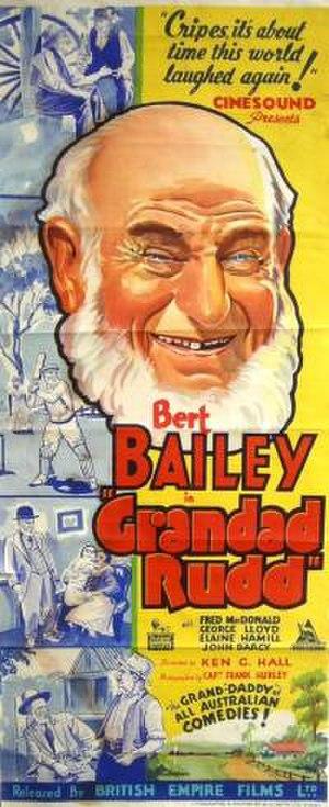 Grandad Rudd - Image: Grandad Rudd