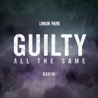 Linkin Park featuring Rakim — Guilty All the Same (studio acapella)