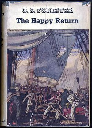 The Happy Return - First edition cover