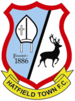 Hatfield Town F.C. badge