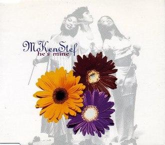 He's Mine (MoKenStef song) - Image: He's Mine Mokenstef