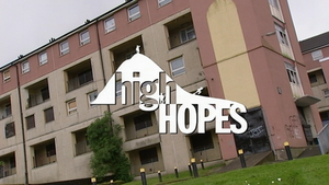 High Hopes (Welsh TV series) - Image: High Hopes TV series title card