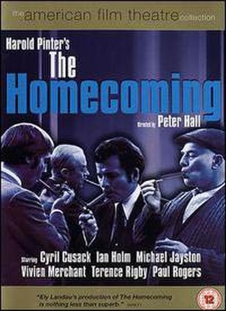 The Homecoming (film) - Image: Homecoming 1973