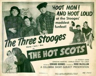 <i>The Hot Scots</i> 1948 film by Edward Bernds