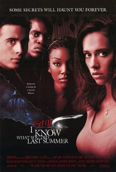 Picture of a movie: I Still Know What You Did Last Summer