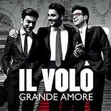 Il Volo - Grande amore - Single cover.jpg
