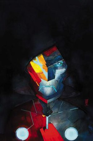 Infamous Iron Man - Image: Infamous Iron Man Vol 1 1 Textless