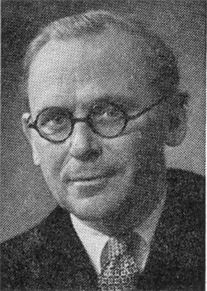 James Laver - James Laver (around 1950)