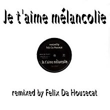 "12"" maxi for the 2003 version by Felix Da Housecat"