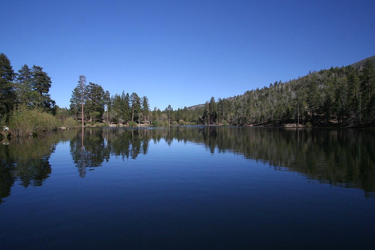 Jenks lake wikipedia for Green valley lake fishing
