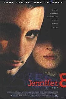 <i>Jennifer 8</i> 1992 film by Bruce Robinson