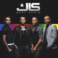 JLS — Beat Again (studio acapella)