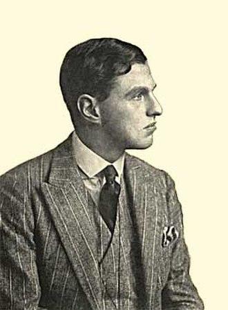 John Pendlebury - Pendlebury in 1928 at age 24