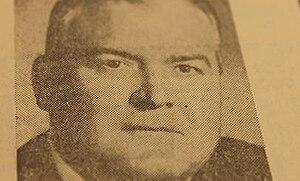 John Sidney Garrett - Garrett in a 1967 campaign advertisement