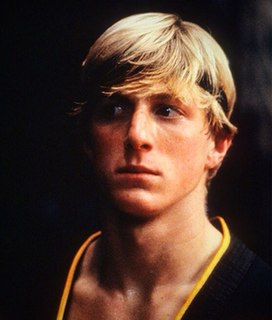 Johnny Lawrence (character) Fictional character from the Karate Kid franchise