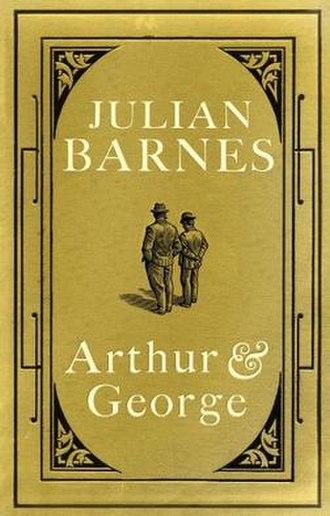 Arthur & George - First edition