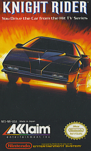 Knight Rider (video game) - Knight Rider