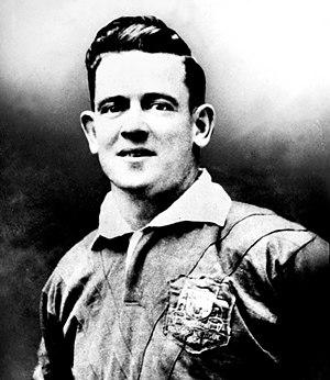 1950 NSWRFL season - Image: Keith Holman 1950