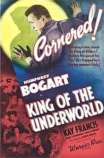 <i>King of the Underworld</i> (1939 film) 1939 film