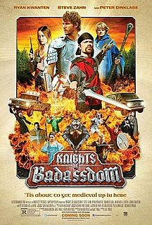 <i>Knights of Badassdom</i> 2013 film by Joe Lynch