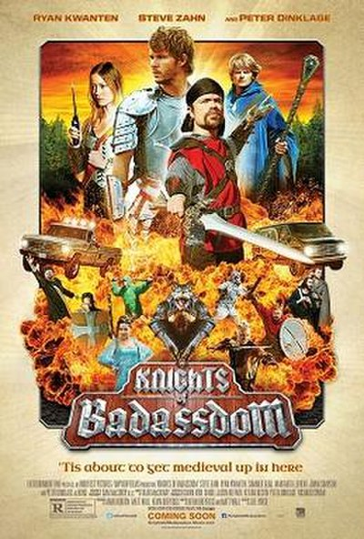 Picture of a movie: Knights Of Badassdom